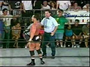 WCW: Dean Malenko vs. Chavo Guerrero Jr.
