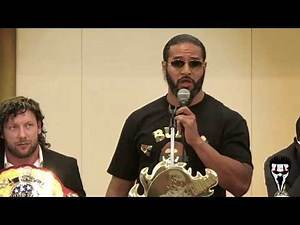 Tama Tonga at NJPW's G1 Climax 27. Bullet Club, brotherhood and loyalty.