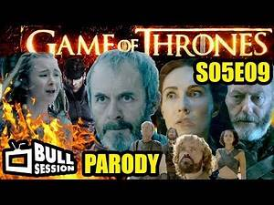 Metal Gear Stannis | Game of Thrones Abridged - S05E09
