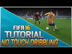 FIFA 16 No Touch Dribbling Tutorial - Small & Big Feints / Tips & Tricks / H2H & FUT