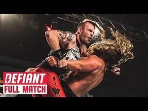 Joe Coffey & BT Gunn vs. Jimmy Havoc & Primate - Tag Team Title Match (Defiant Wrestling #2)