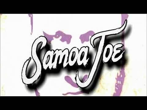 Samoa Joe Titantron 2017-2019 HD