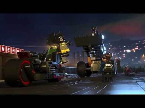 Two-Face Double Demolition - The LEGO Batman Movie - 70915 - Product Animation