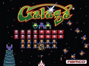 Star Wars with Galaga Sound Effects