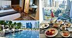Why it's worth to stay in a Marina-Bay Club-Suite (HD) - Hotel Review - Mandarin Oriental Singapore