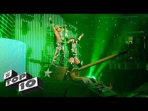 Greatest SummerSlam entrances: WWE Top 10