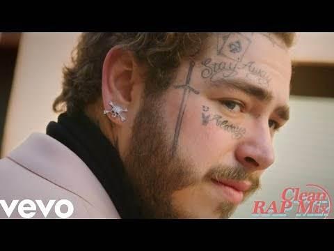 Clean HipHop 2019 Video Mix (Hip Hop, Rap, Post Malone, Travis Scott, Drake, Cardi B, XXXTentacion)