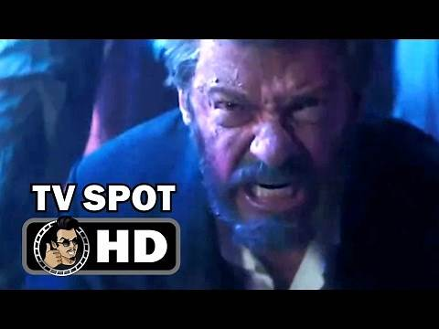 LOGAN TV Spot #9 Trailer - The Wolverine (2017) Hugh Jackman Marvel Movie HD