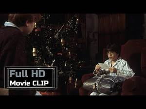 """Harry Potter and the Philosopher's Stone (2001) - Movie CLIP #35 : """"Happy Christmas"""""""