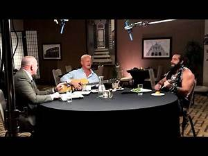 Elias duets with Jeff Jarrett and Road Dogg on Table for 3: WrestleMania Diary