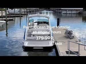 Pre-owned 2018 Formula 350 CBR for sale Scott Tubbs Formula Boats Suntex Marina St Petersburg