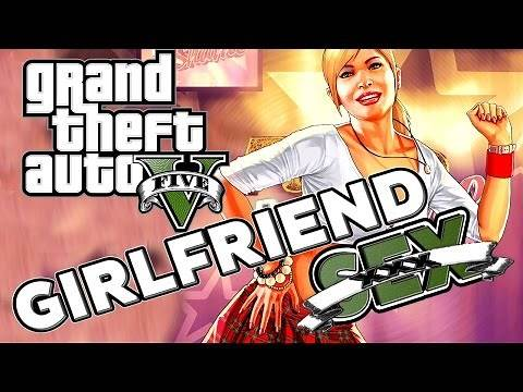 GTA V How to get a Girlfriend