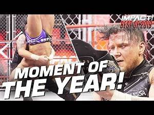 Sami Callihan Wins World Title: 2019 Moment Of The Year! | IMPACT Wrestling Best Of 2019