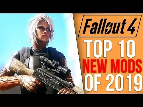 The Top 10 Fallout 4 Mods of 2019