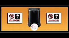 SHARP Air Purifier with Mosquito Catcher in Bangladesh | FP-GM50E-B | by Sharp Corporation, Japan
