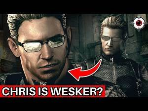 How to Turn Chris into a Wesker Stunt Double in Resident Evil 5