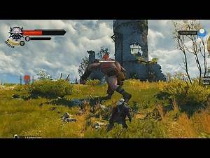 The Witcher 3 - Cyclops + 4 Legendary Monsters Found
