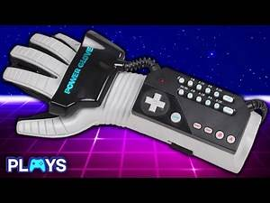 The Worst Video Game Controller of All Time