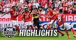 FSV Mainz 05 vs. VfB Stuttgart   2018-19 Bundesliga Highlights