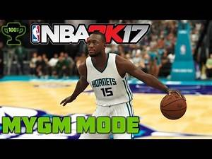 NBA 2K17 MyGM: 3 Moves to make as the Charlotte Hornets in NBA 2K17 MyGM/MyLeague Mode