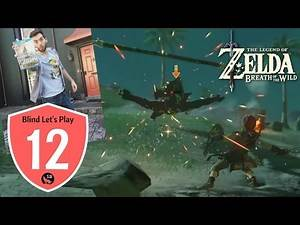 The Legend of Zelda: Breath of the Wild | Part 12 | Monsters on the Beach