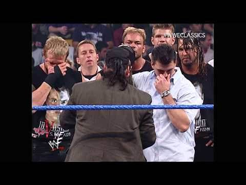 SmackDown 7/19/01 - Part 1 of 8, Shane and Stephanie McMahon lead the WCW & ECW Stars