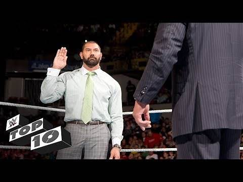 Biggest quitters: WWE Top 10, Sept. 1, 2018