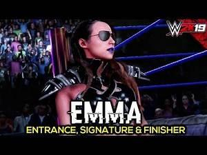 Emma | WWE 2K19 PC Mods