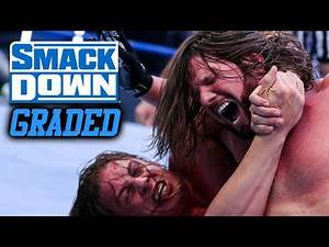WWE SmackDown: GRADED (17th Jul) | The Horror Show At Extreme Rules Go-Home Show!