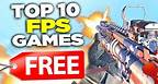 TOP 10 Free PC FPS Games 2020 (NEW!)