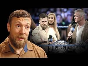 Daniel Bryan comments on his newsworthy week as SmackDown Live General Manager: Aug. 26, 2016
