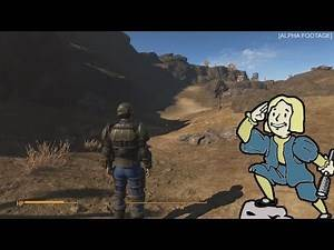 Fallout 4: New Vegas Gameplay - HOW IS THIS MOD REAL?