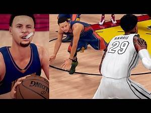 NBA 2K16 MyCAREER S2 - CURRY IS A GOD! Shawn BREAKING Curry Ankles!