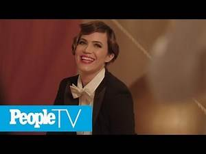 Mandy Moore Tells Surprising Facts About Her This Is Us Cast Mates | PeopleTV | Entertainment Weekly