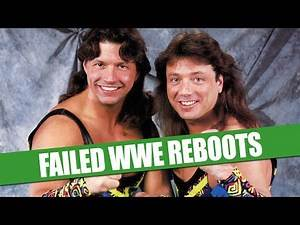 9 WWE Reboots That Failed Instantly!