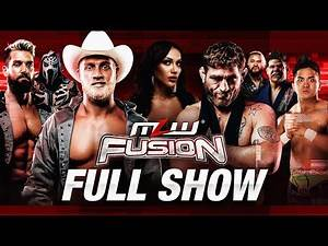 MLW Fusion 130: Tom Lawlor vs. Marshall Von Erich   Salina's final opportunity?