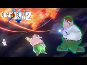 PETER GRIFFIN COMES TO DRAGON BALL XENOVERSE 2!!