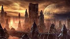 Futuristic Music - Sci-fi City