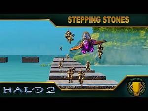 Halo 2 Custom Game : Stepping Stones