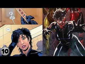 Top 10 Worst Things That Have Happened To Catwoman