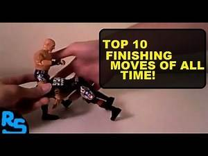 TheReviewSpace Top 10 Wrestling Finishing Moves of All Time