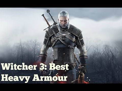 Witcher 3: Best Heavy Armour Location