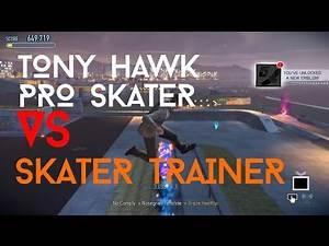 SkaterTrainer Testimonial from Pro Tony Hawk Skateboard Video Game Player V1