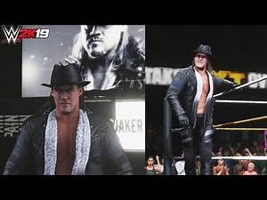 WWE 2K19 : Chris Jericho(Painmaker) AEW Entrance with updated GFX & Theme