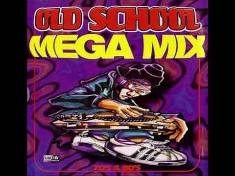Old School Mega Mix(Disco,70's,80's,90's)D.J. Throwback