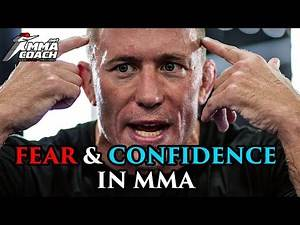 How to overcome fear and gain confidence in MMA