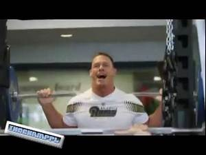WWE John Cena Training 2013