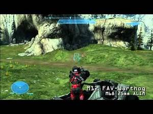 Halo: Reach Vehicle Overview