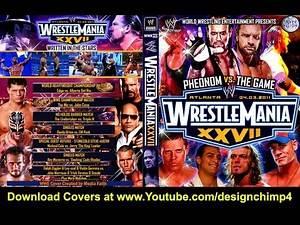 WWE Wrestlemania 27 FULL SHOW Review || One of the Worst Wrestlemanias Ever || The Miz vs. John Cena