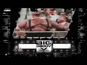 Big Daddy V Custom Live RAW 2007 Entrance Stage